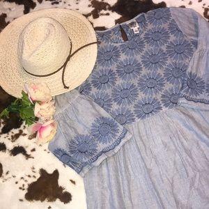 Ivy Jane tunic/dress | size large 🌻